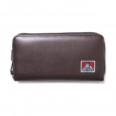 <img class='new_mark_img1' src='https://img.shop-pro.jp/img/new/icons12.gif' style='border:none;display:inline;margin:0px;padding:0px;width:auto;' />【VEGAN LEATHER LONG WALLET】ヴィーガンレザー長財布(合皮)