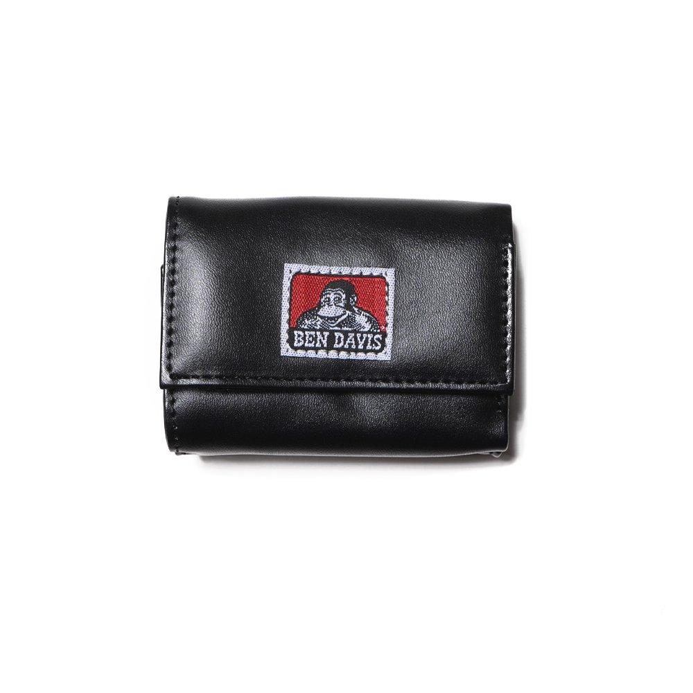 ベンデイビス 【VEGAN LEATHER CARD MINI WALLET】ヴィーガンレザーカードミニ財布(合皮) 詳細画像2