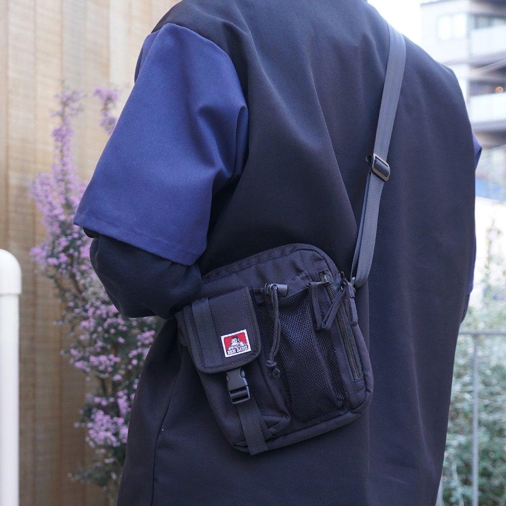ベンデイビス 【POCKET SHOULDER BAG】ポケットショルダーバック 詳細画像1