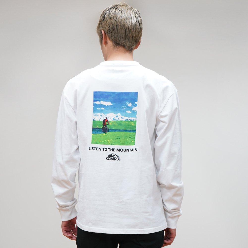 ベンデイビス 【LONG SLEEVE TEE】長袖Tシャツ(抗菌防臭) 詳細画像