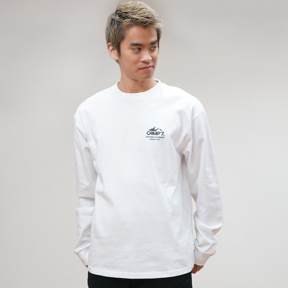 ベンデイビス 【LONG SLEEVE TEE】長袖Tシャツ(抗菌防臭) 詳細画像1