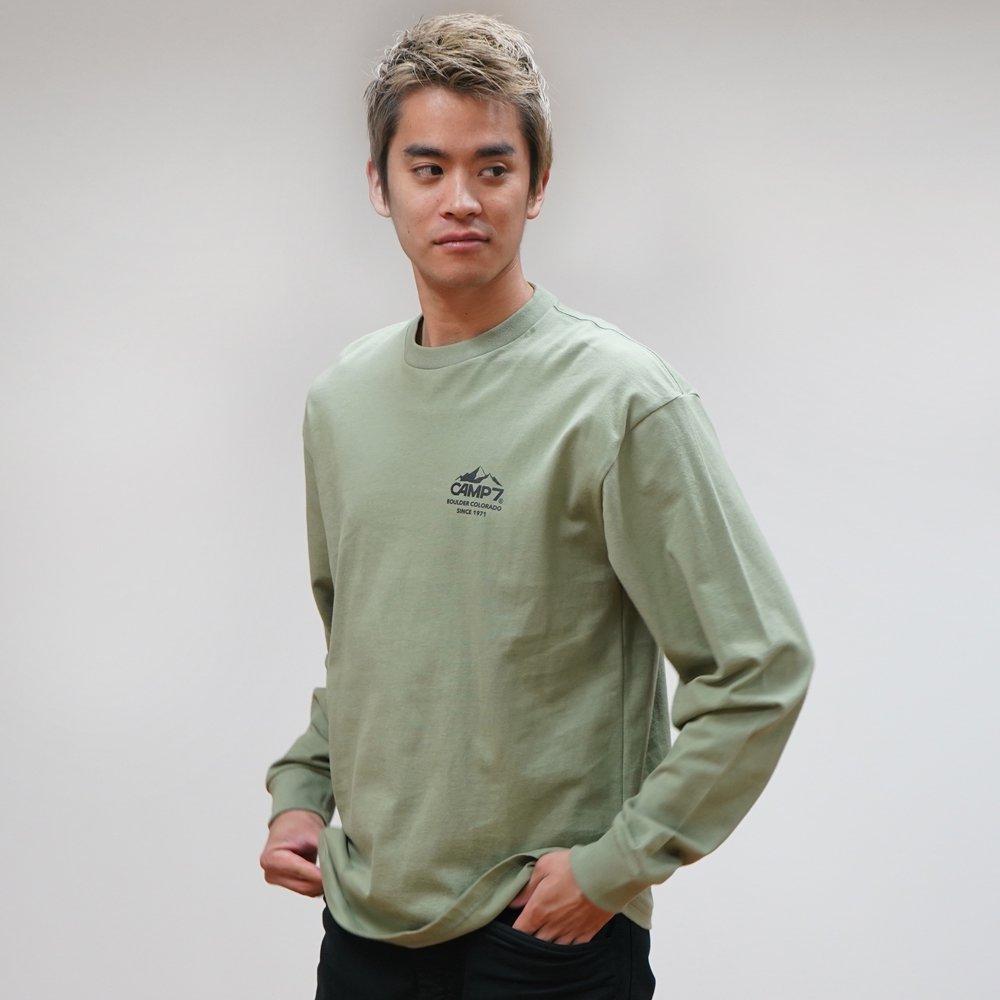 ベンデイビス 【LONG SLEEVE TEE】長袖Tシャツ(抗菌防臭) 詳細画像4