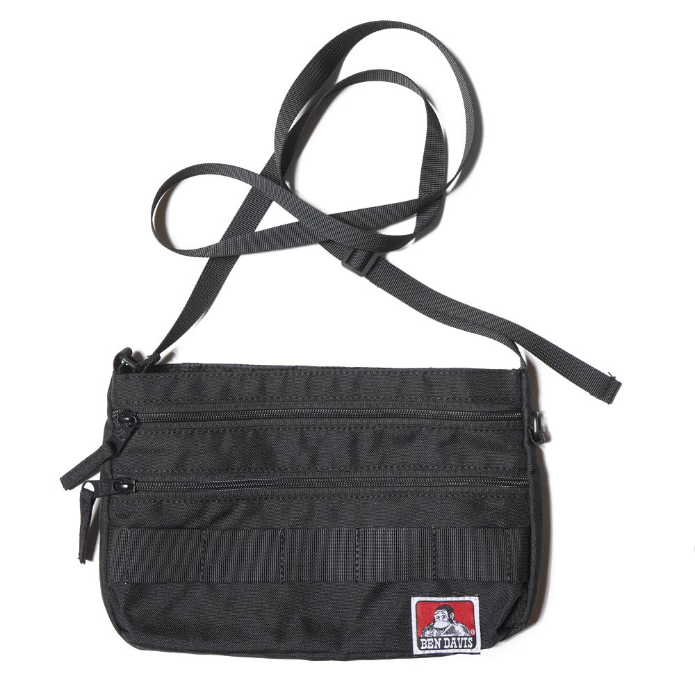 ベンデイビス 【RECYCLE POLY SHOULDER BAG】リサイクルポリエステルショルダーバック 詳細画像3