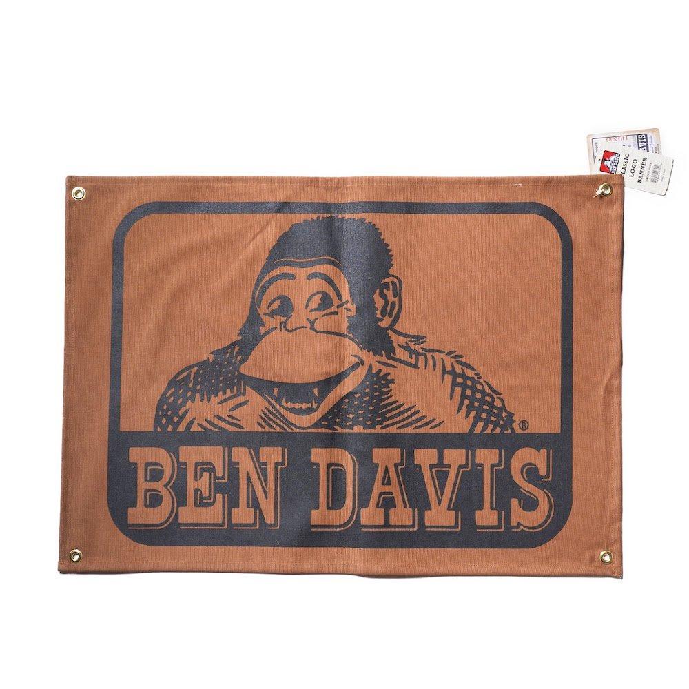 ベンデイビス BEN DAVIS USA【LOGO BANNER】ロゴバナー 詳細画像