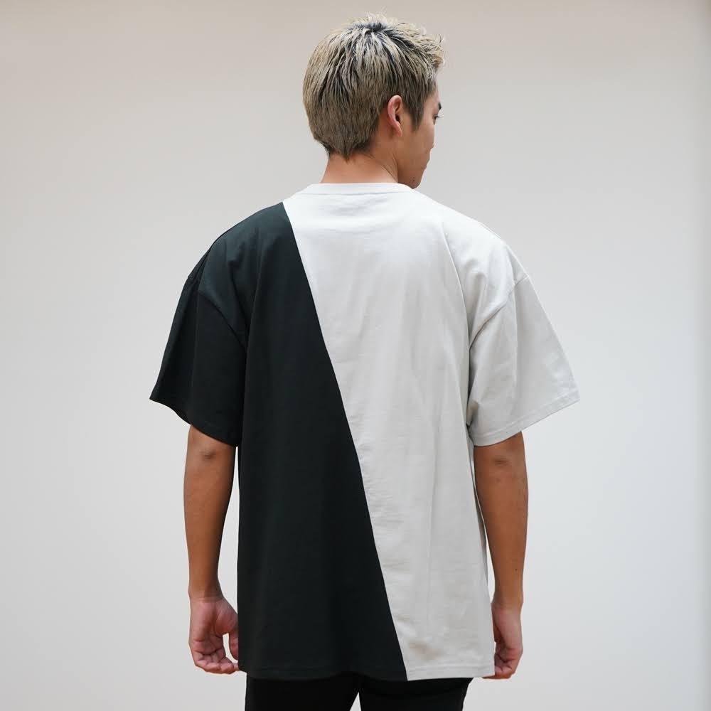 ベンデイビス 【RE-MAKE DESIGN TEE】リメイクデザインTシャツ(抗菌防臭) 詳細画像8