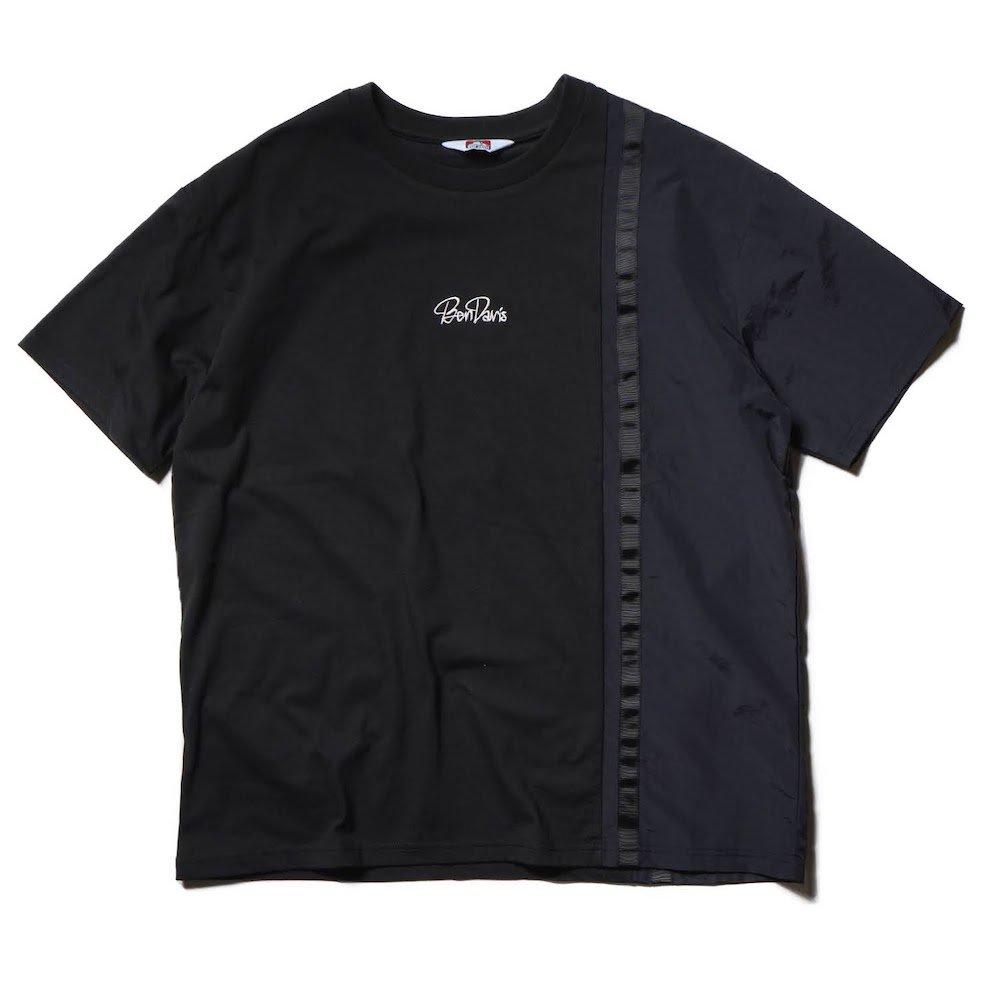 ベンデイビス 【NYLON&COTTON COMBI TEE】ナイロン&コットンコンビTシャツ(抗菌防臭) 詳細画像1