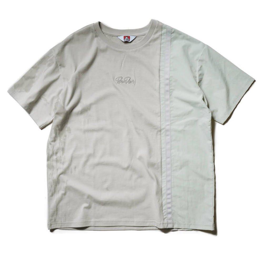 ベンデイビス 【NYLON&COTTON COMBI TEE】ナイロン&コットンコンビTシャツ(抗菌防臭) 詳細画像2
