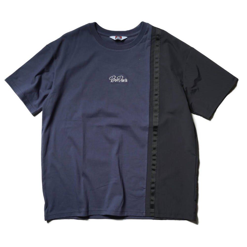 ベンデイビス 【NYLON&COTTON COMBI TEE】ナイロン&コットンコンビTシャツ(抗菌防臭) 詳細画像3