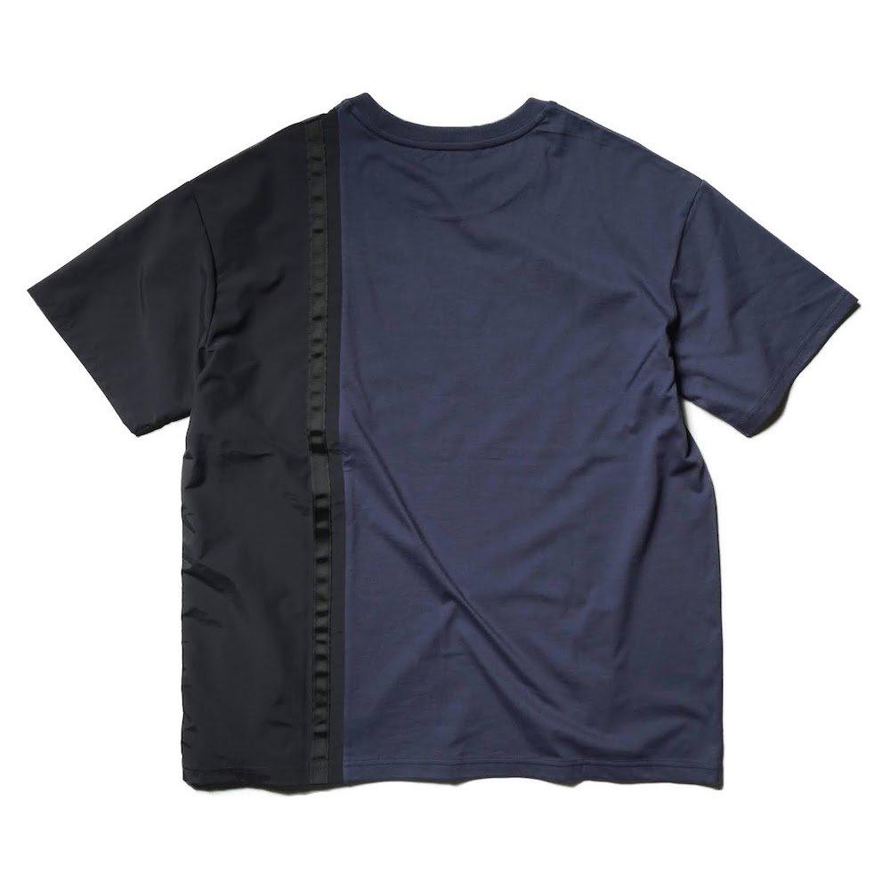 ベンデイビス 【NYLON&COTTON COMBI TEE】ナイロン&コットンコンビTシャツ(抗菌防臭) 詳細画像4