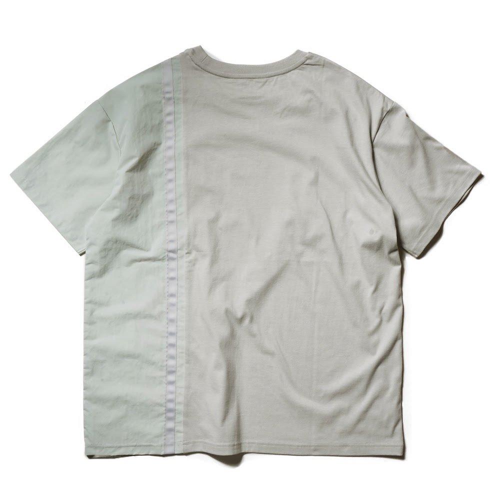 ベンデイビス 【NYLON&COTTON COMBI TEE】ナイロン&コットンコンビTシャツ(抗菌防臭) 詳細画像5