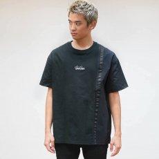【NYLON&COTTON COMBI TEE】ナイロン&コットンコンビTシャツ(抗菌防臭)