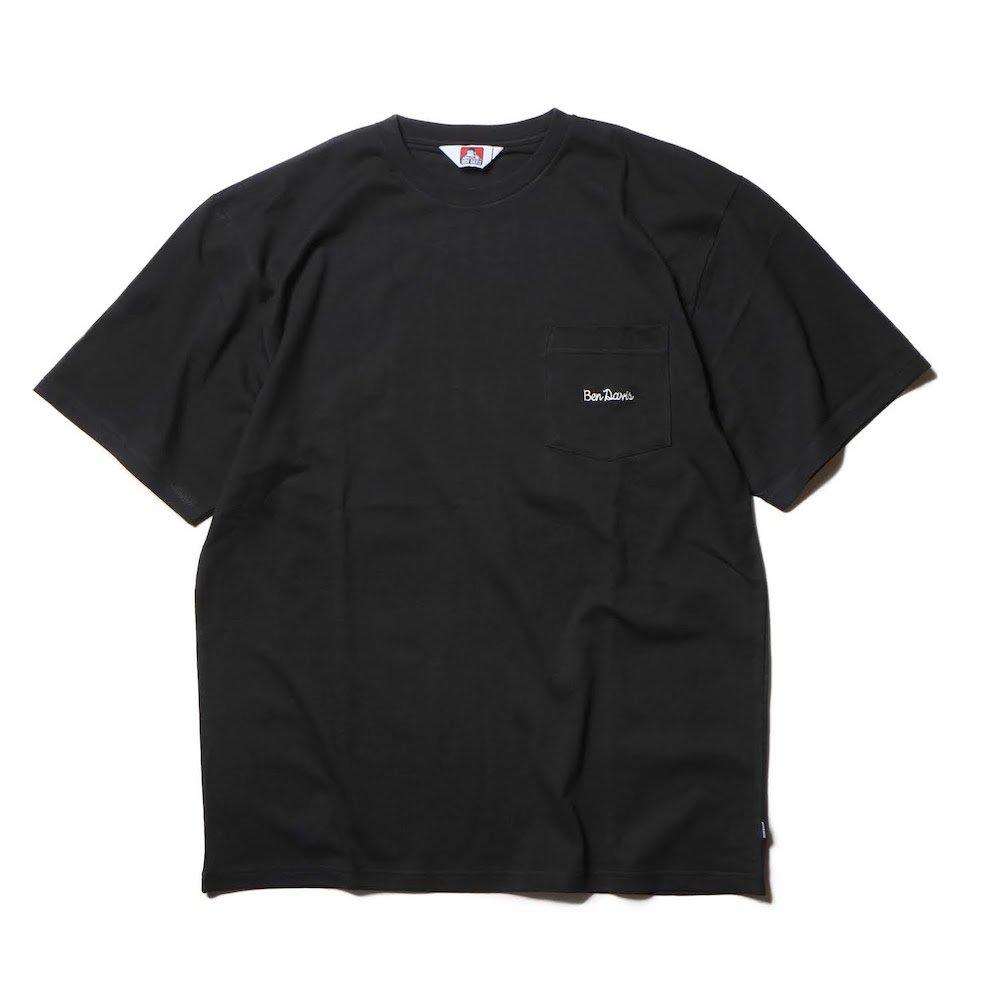 ベンデイビス 【EMBROIDERY POCKET TEE】刺繍ポケットTシャツ(抗菌防臭) 詳細画像1