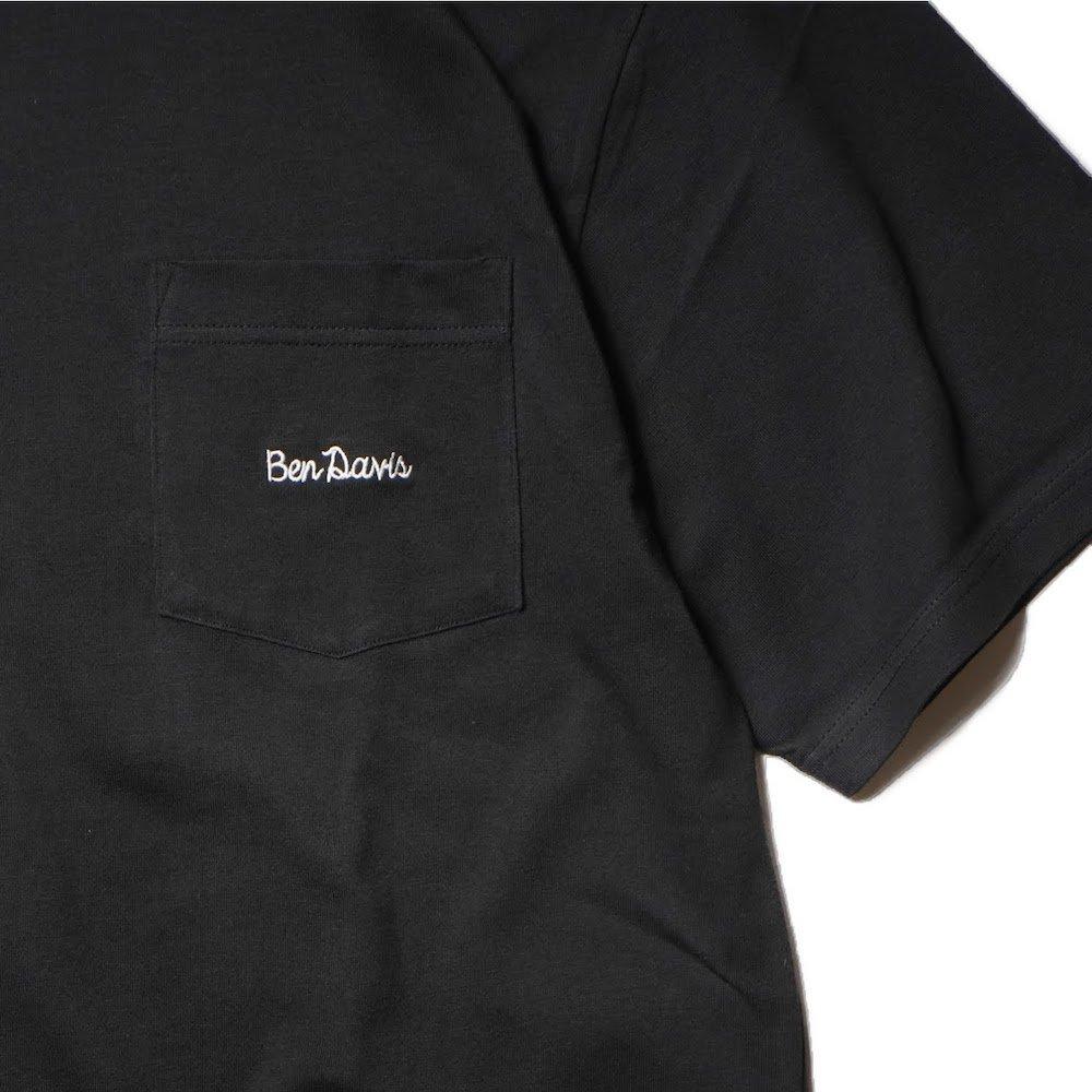 ベンデイビス 【EMBROIDERY POCKET TEE】刺繍ポケットTシャツ(抗菌防臭) 詳細画像10