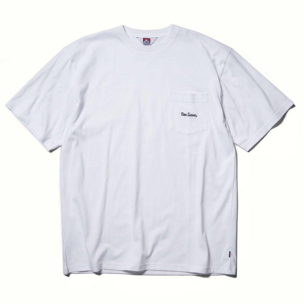 ベンデイビス 【EMBROIDERY POCKET TEE】刺繍ポケットTシャツ(抗菌防臭) 詳細画像2