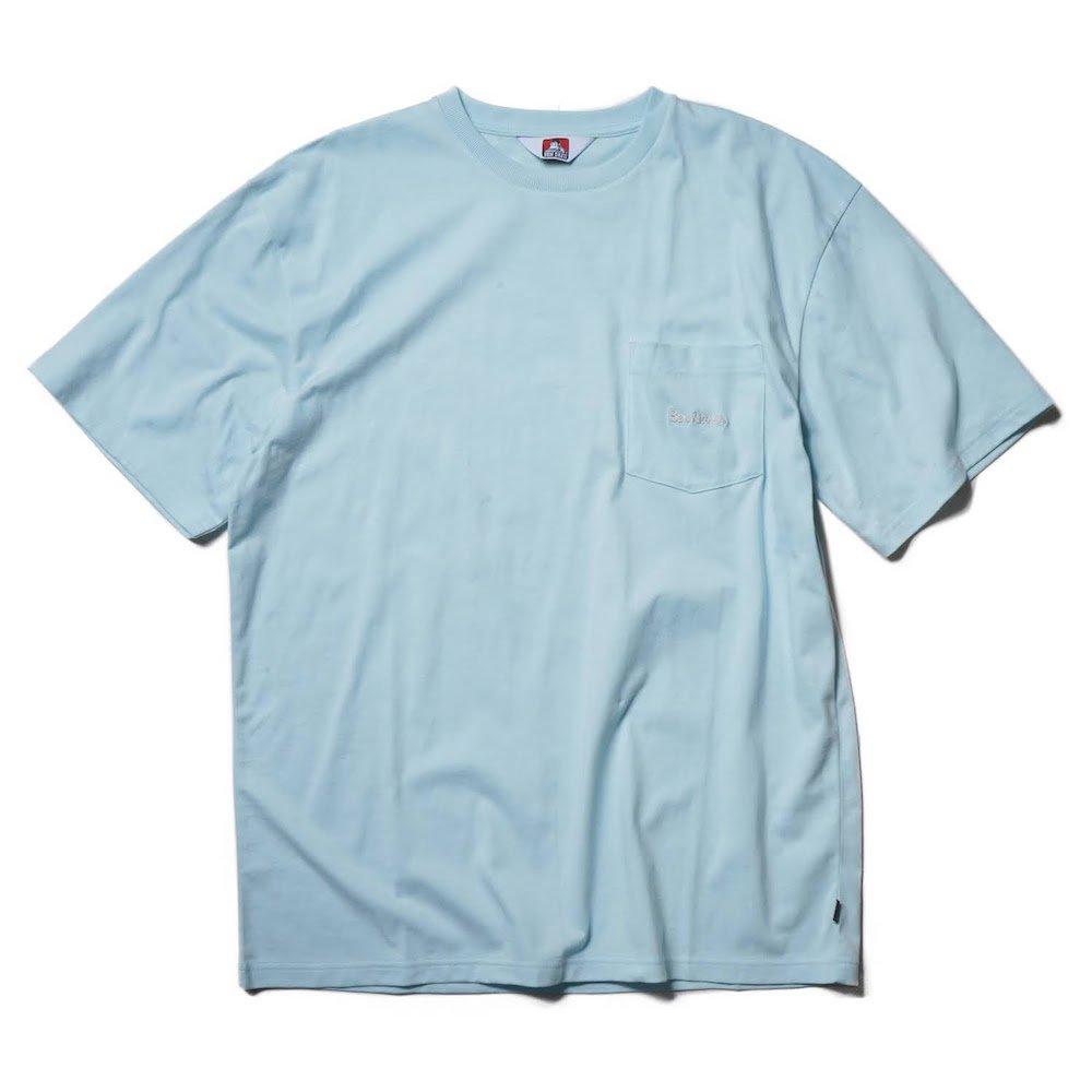 ベンデイビス 【EMBROIDERY POCKET TEE】刺繍ポケットTシャツ(抗菌防臭) 詳細画像3