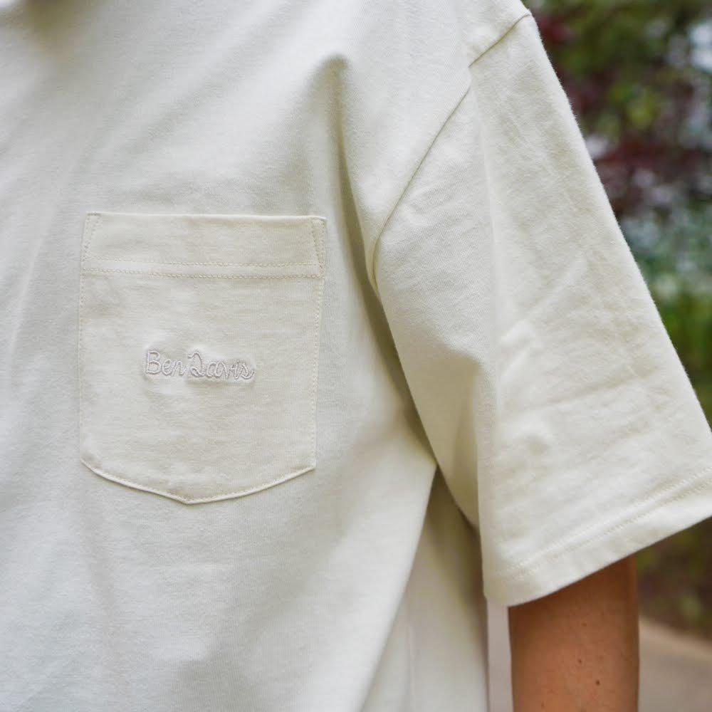 ベンデイビス 【EMBROIDERY POCKET TEE】刺繍ポケットTシャツ(抗菌防臭) 詳細画像8