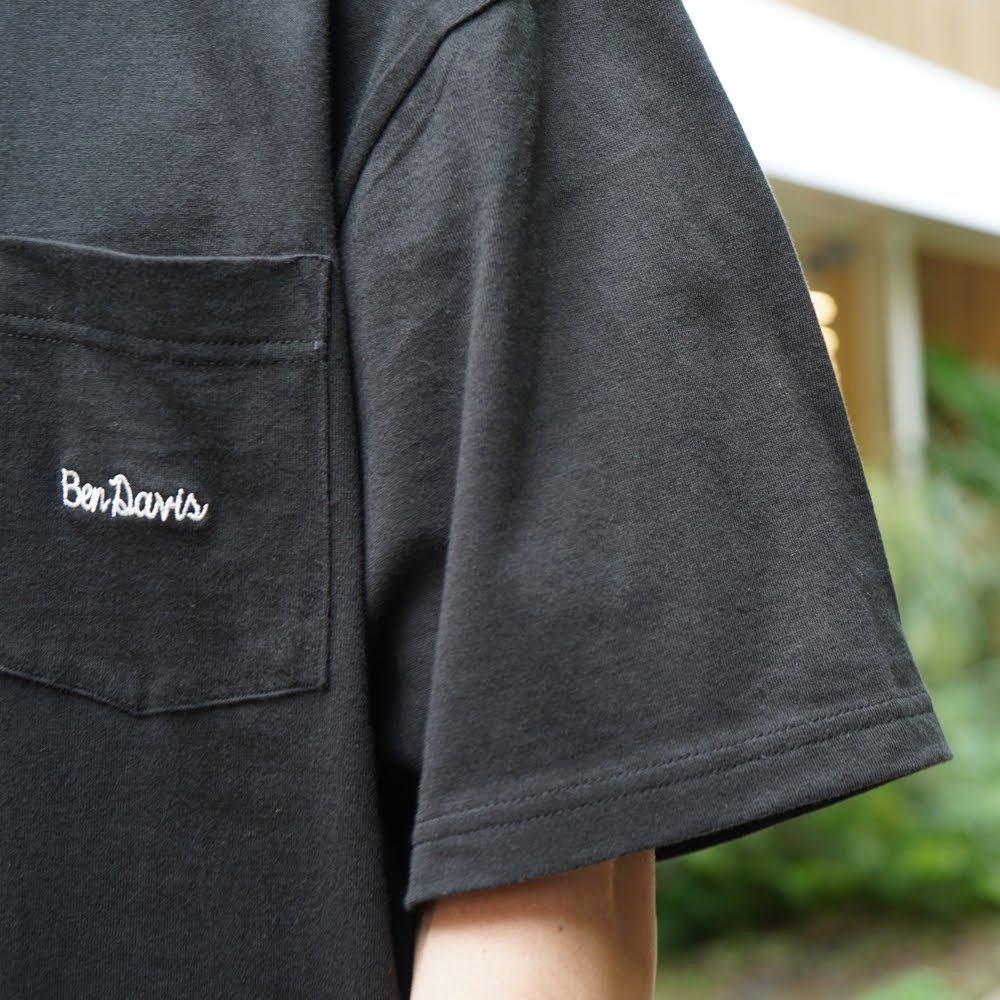 ベンデイビス 【EMBROIDERY POCKET TEE】刺繍ポケットTシャツ(抗菌防臭) 詳細画像9