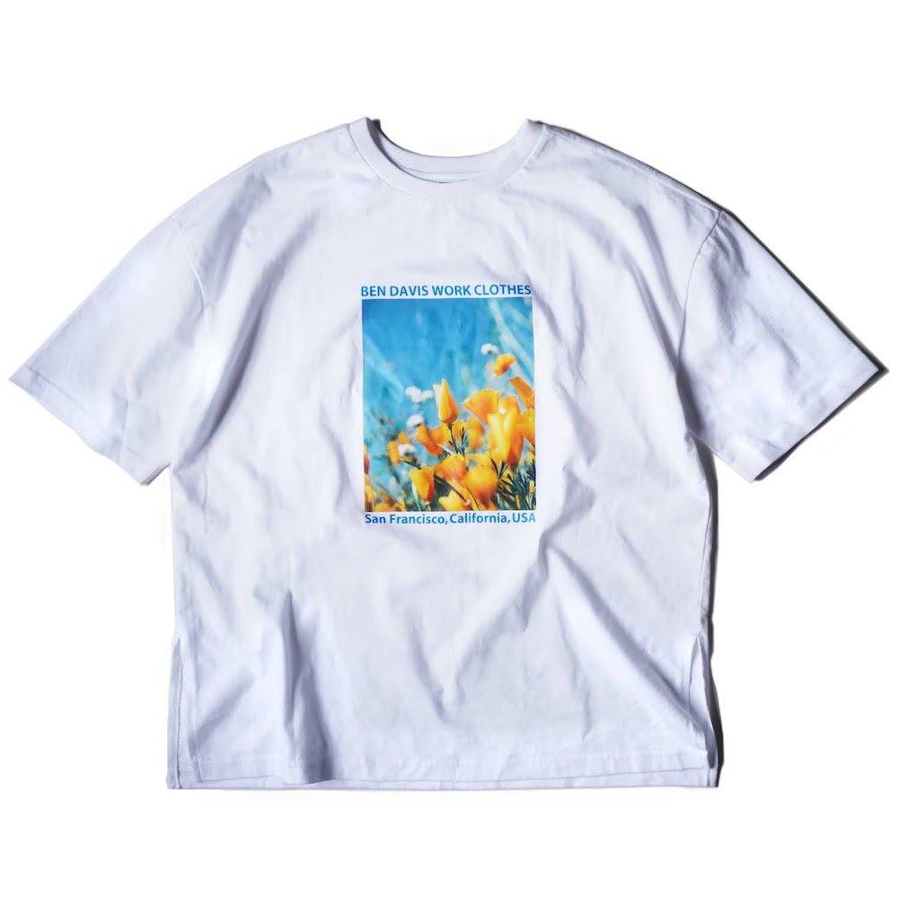 ベンデイビス 【LADIES ORGANIC COTTON TEE】レディースオーガニックコットンTシャツ(抗菌防臭) 詳細画像2