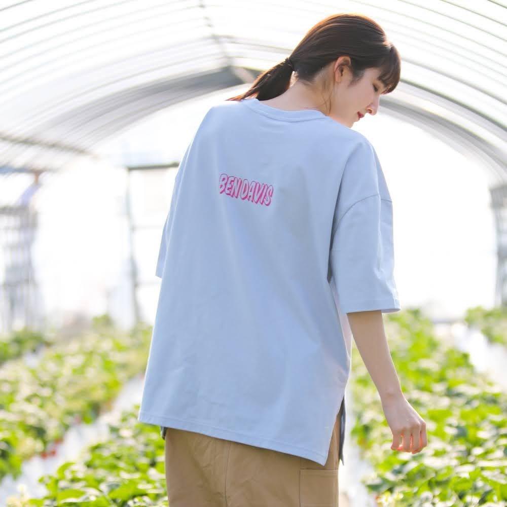 ベンデイビス 【LADIES ORGANIC COTTON TEE】レディースオーガニックコットンTシャツ(抗菌防臭) 詳細画像5