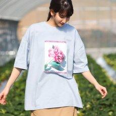 【LADIES ORGANIC COTTON TEE】レディースオーガニックコットンTシャツ(抗菌防臭)