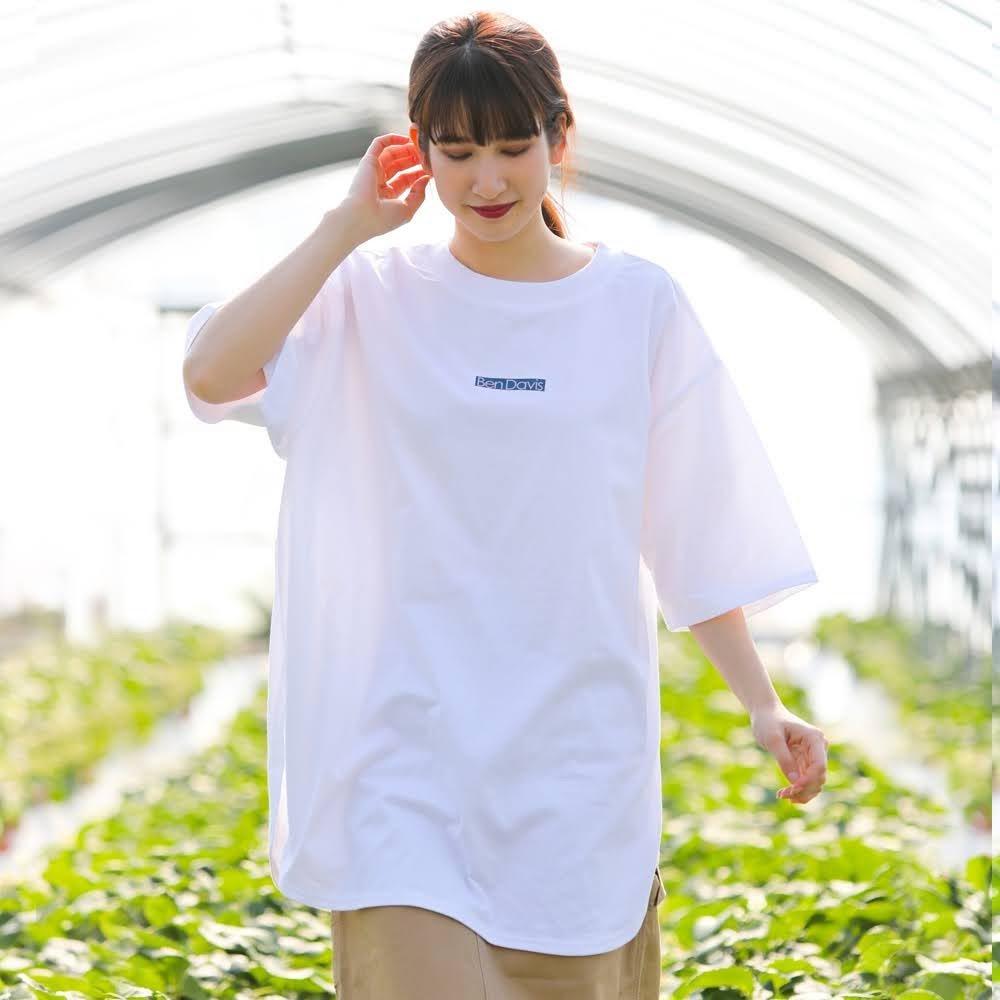 ベンデイビス 【LADIES ORGANIC COTTON TEE】レディースオーガニックコットンTシャツ(抗菌防臭) 詳細画像10
