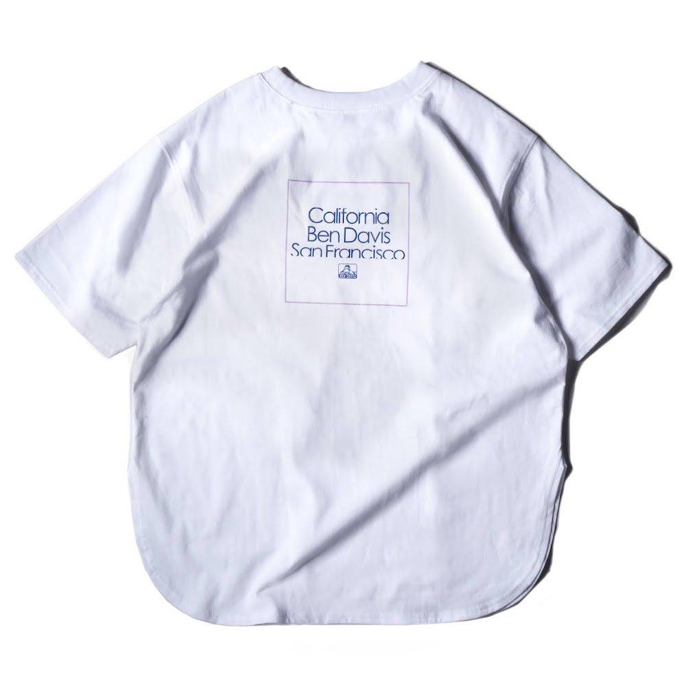 ベンデイビス 【LADIES ORGANIC COTTON TEE】レディースオーガニックコットンTシャツ(抗菌防臭) 詳細画像6