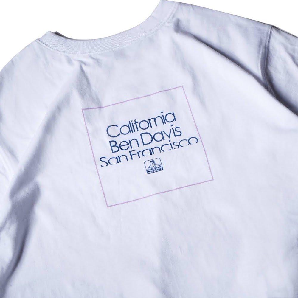 ベンデイビス 【LADIES ORGANIC COTTON TEE】レディースオーガニックコットンTシャツ(抗菌防臭) 詳細画像7