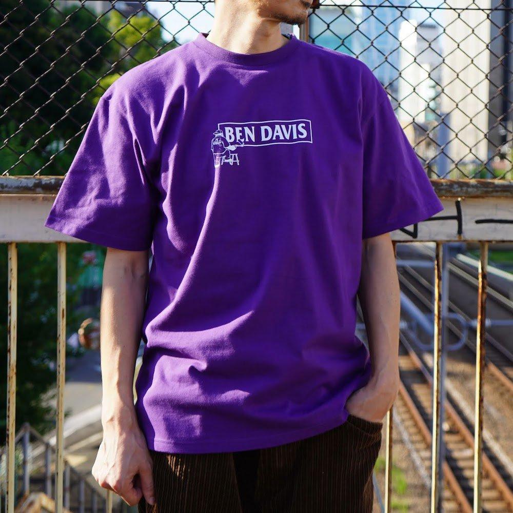ベンデイビス 【PRINT TEE】プリントTシャツ(抗菌防臭) 詳細画像13