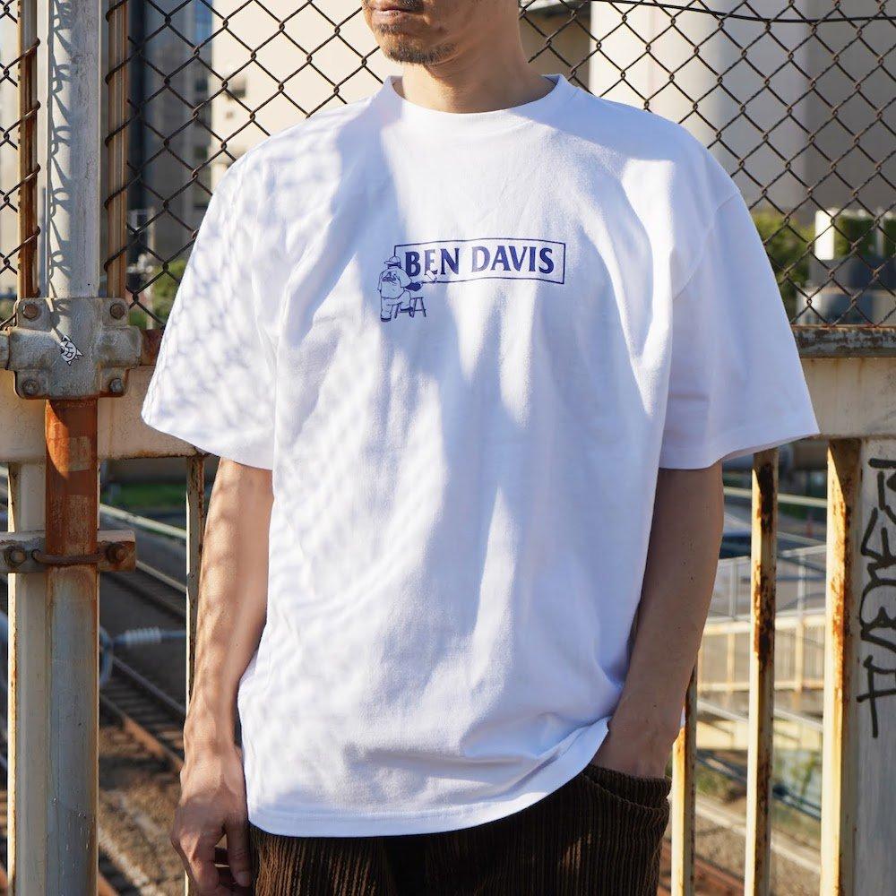 ベンデイビス 【PRINT TEE】プリントTシャツ(抗菌防臭) 詳細画像17