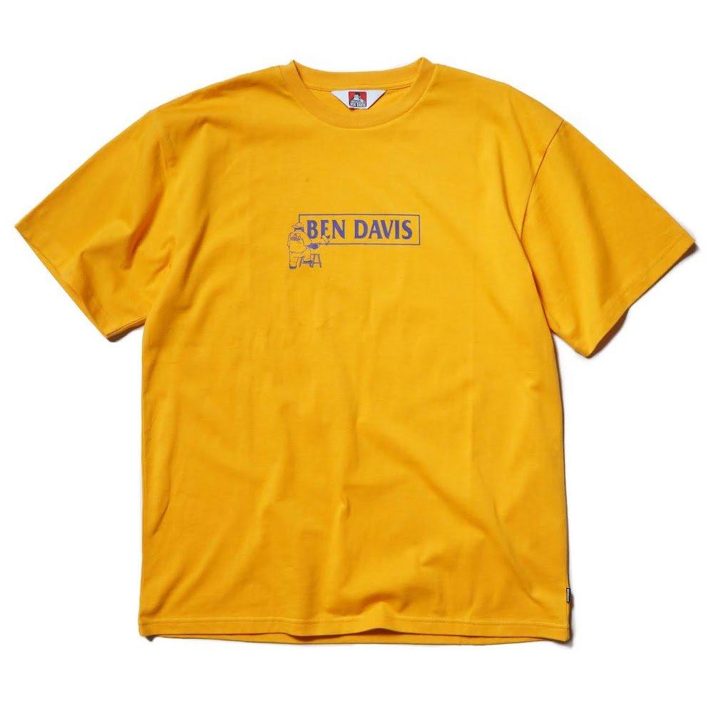 ベンデイビス 【PRINT TEE】プリントTシャツ(抗菌防臭) 詳細画像5