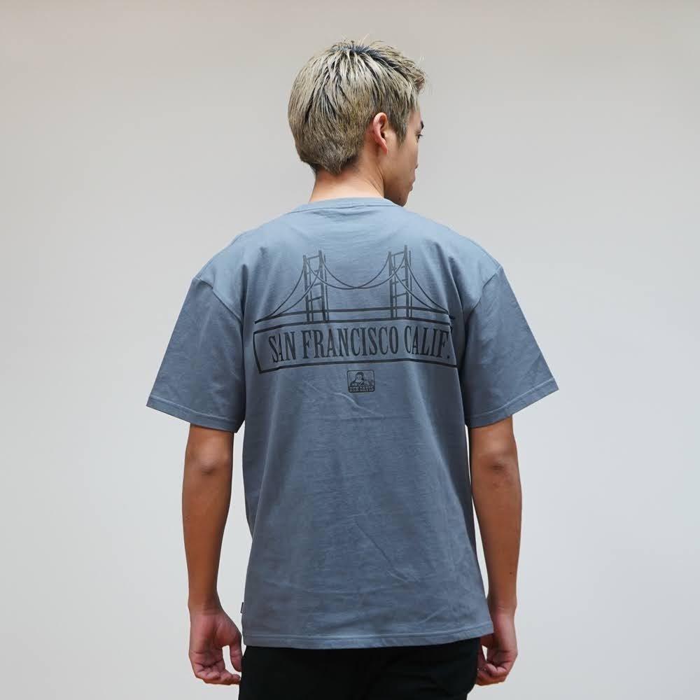 ベンデイビス 【PRINT TEE】プリントTシャツ(抗菌防臭) 詳細画像8