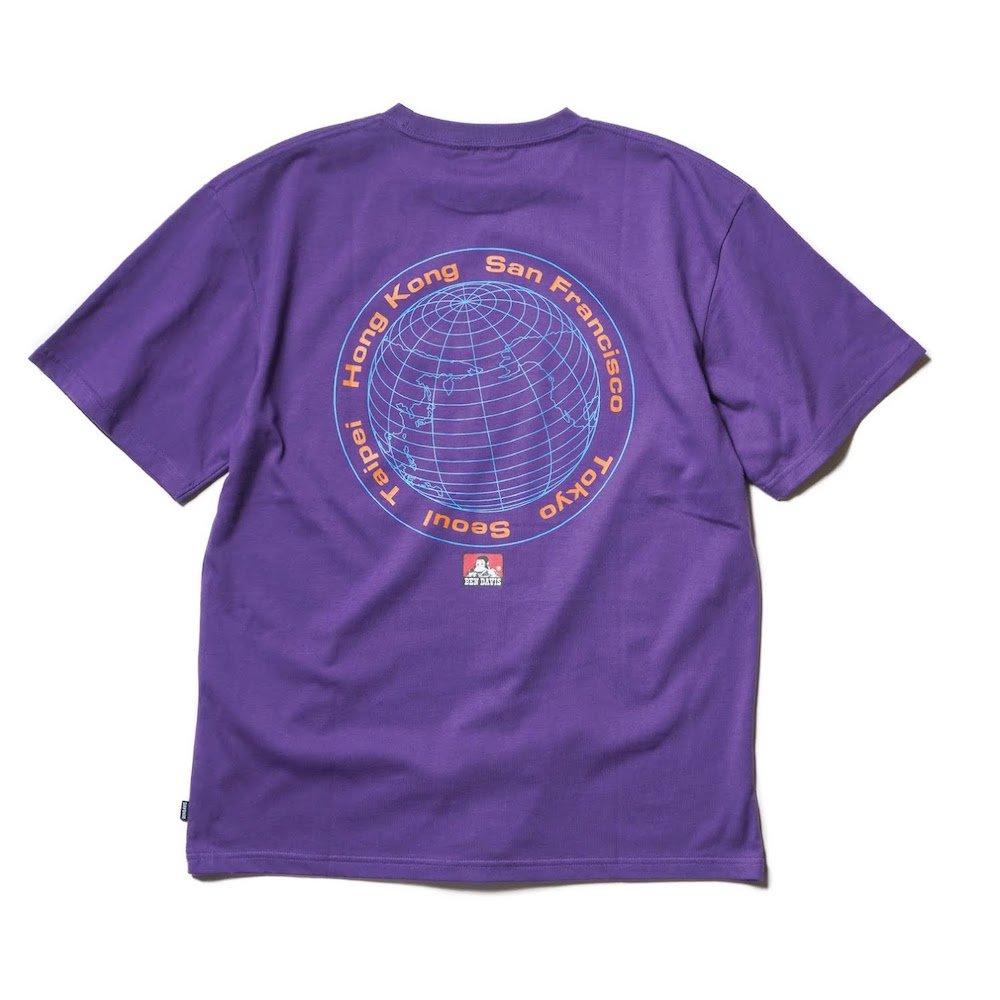 ベンデイビス 【PRINT TEE】プリントTシャツ(抗菌防臭) 詳細画像11