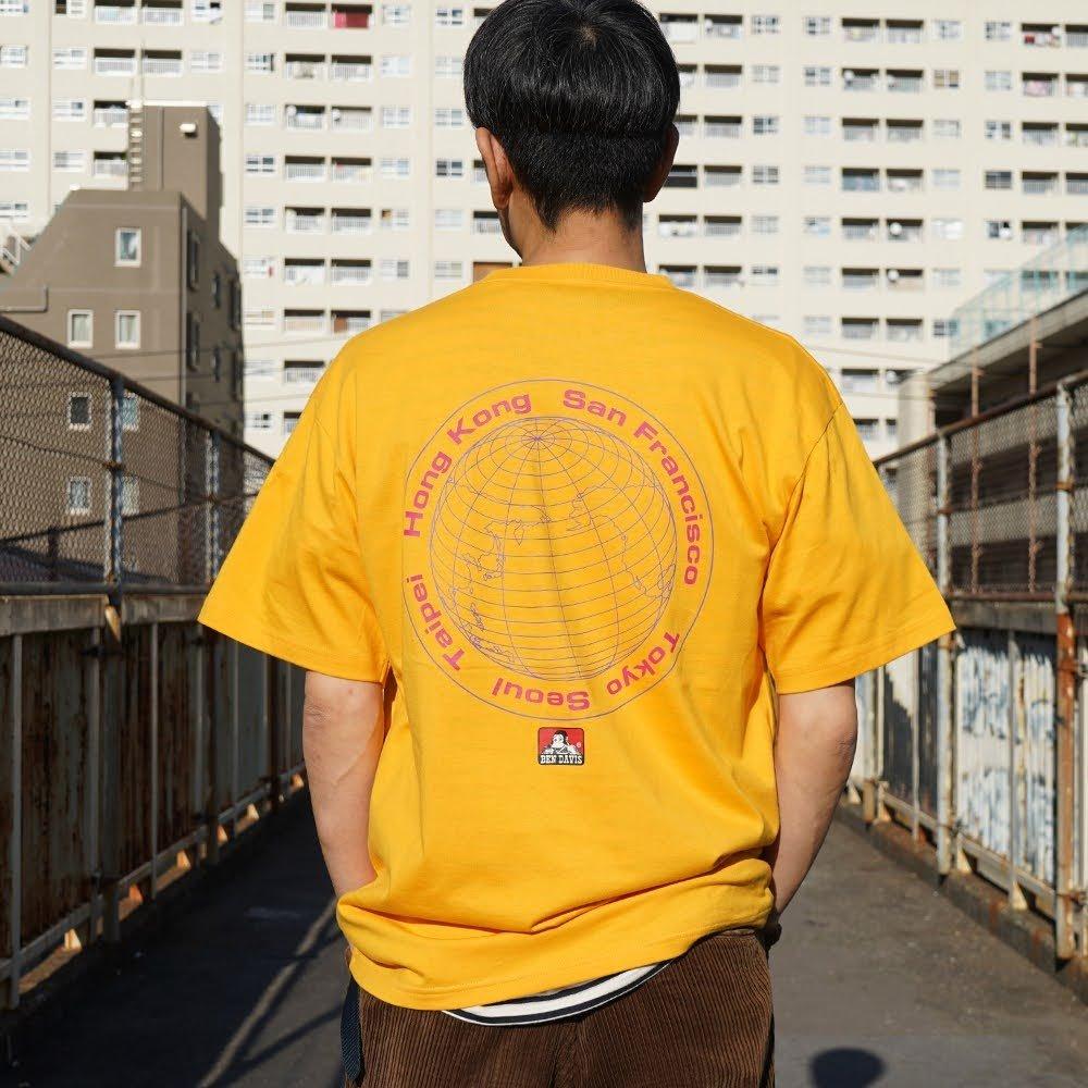 ベンデイビス 【PRINT TEE】プリントTシャツ(抗菌防臭) 詳細画像15