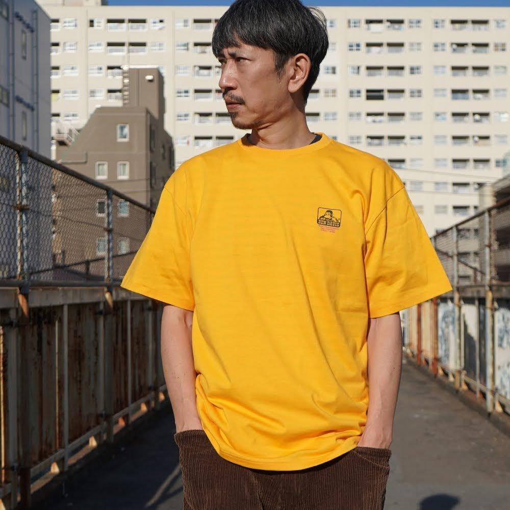 ベンデイビス 【PRINT TEE】プリントTシャツ(抗菌防臭) 詳細画像16
