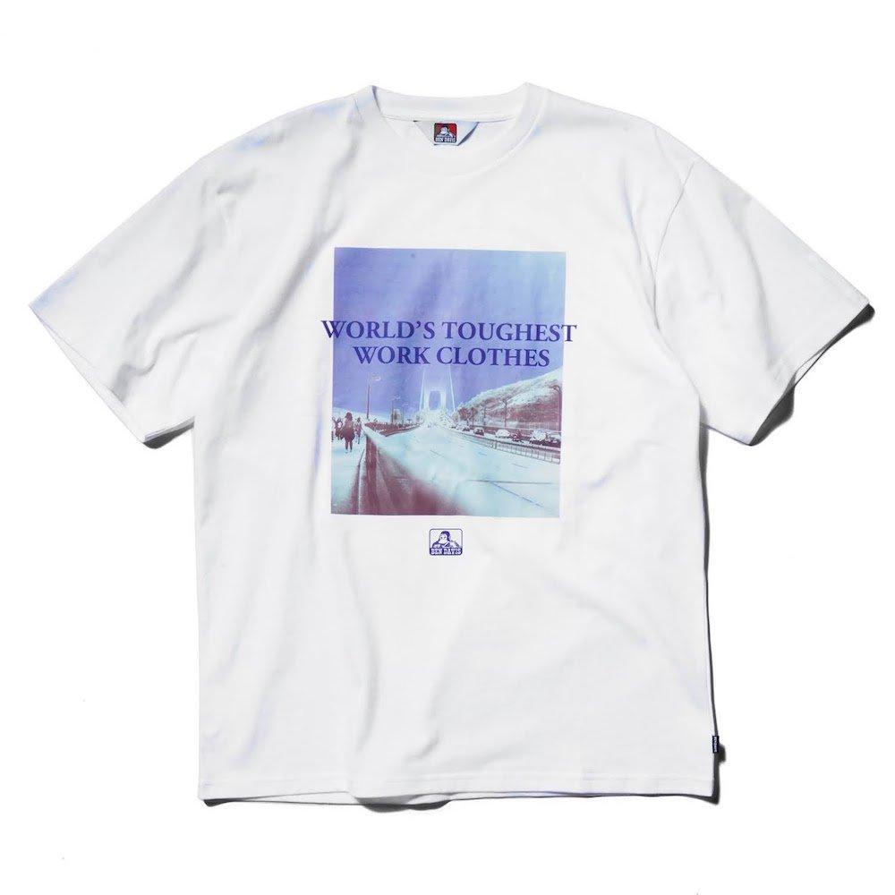 ベンデイビス 【PRINT TEE】プリントTシャツ(抗菌防臭) 詳細画像2