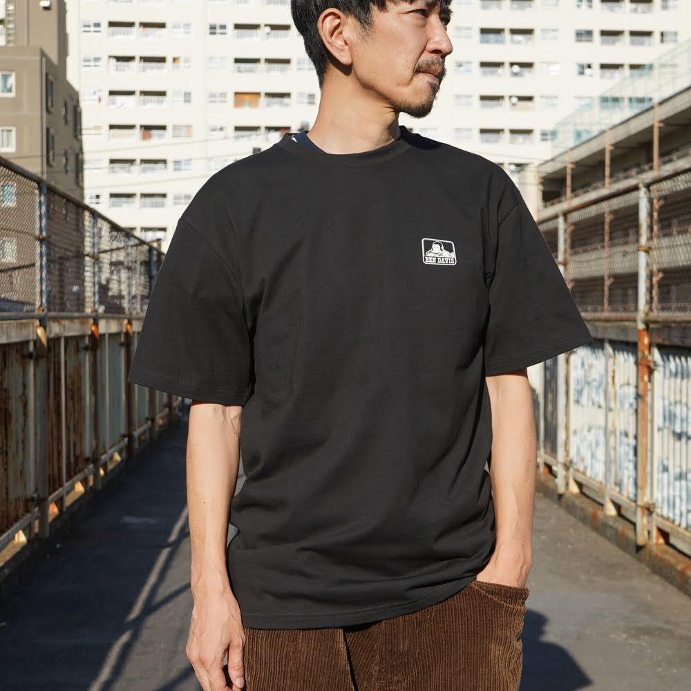 ベンデイビス 【PRINT TEE】プリントTシャツ(抗菌防臭) 詳細画像3