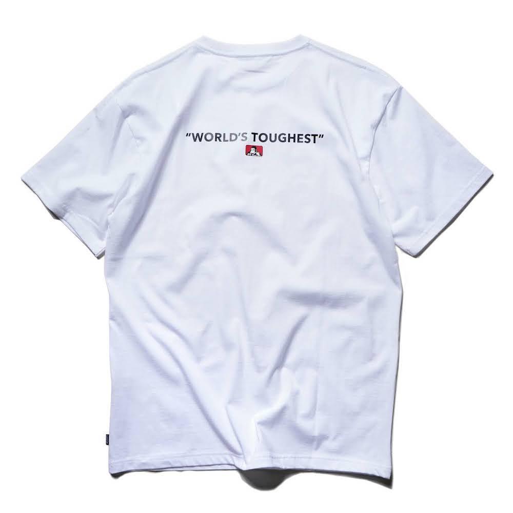 ベンデイビス 【PRINT TEE】プリントTシャツ(抗菌防臭) 詳細画像6