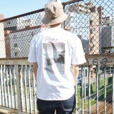 GO OUT vol.143 9月号掲載商品   CAMP7【PRINT S/S TEE】プリントTシャツ(抗菌防臭・UVカット)