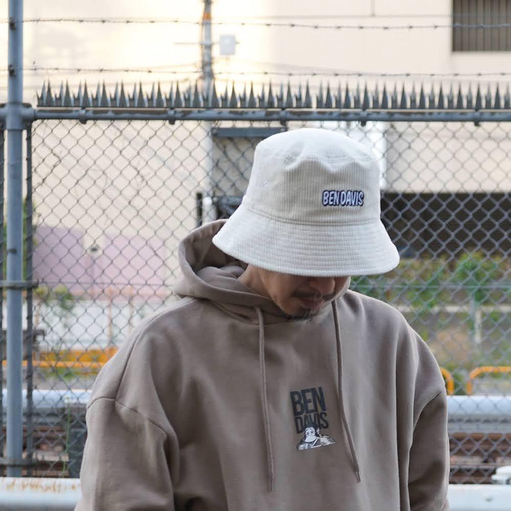 ベンデイビス 【CORDUROY HAT】コーディロイハット 詳細画像