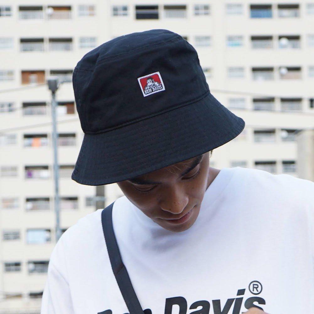 ベンデイビス 【BRIMDOWN HAT】ブリムダウンハット 詳細画像