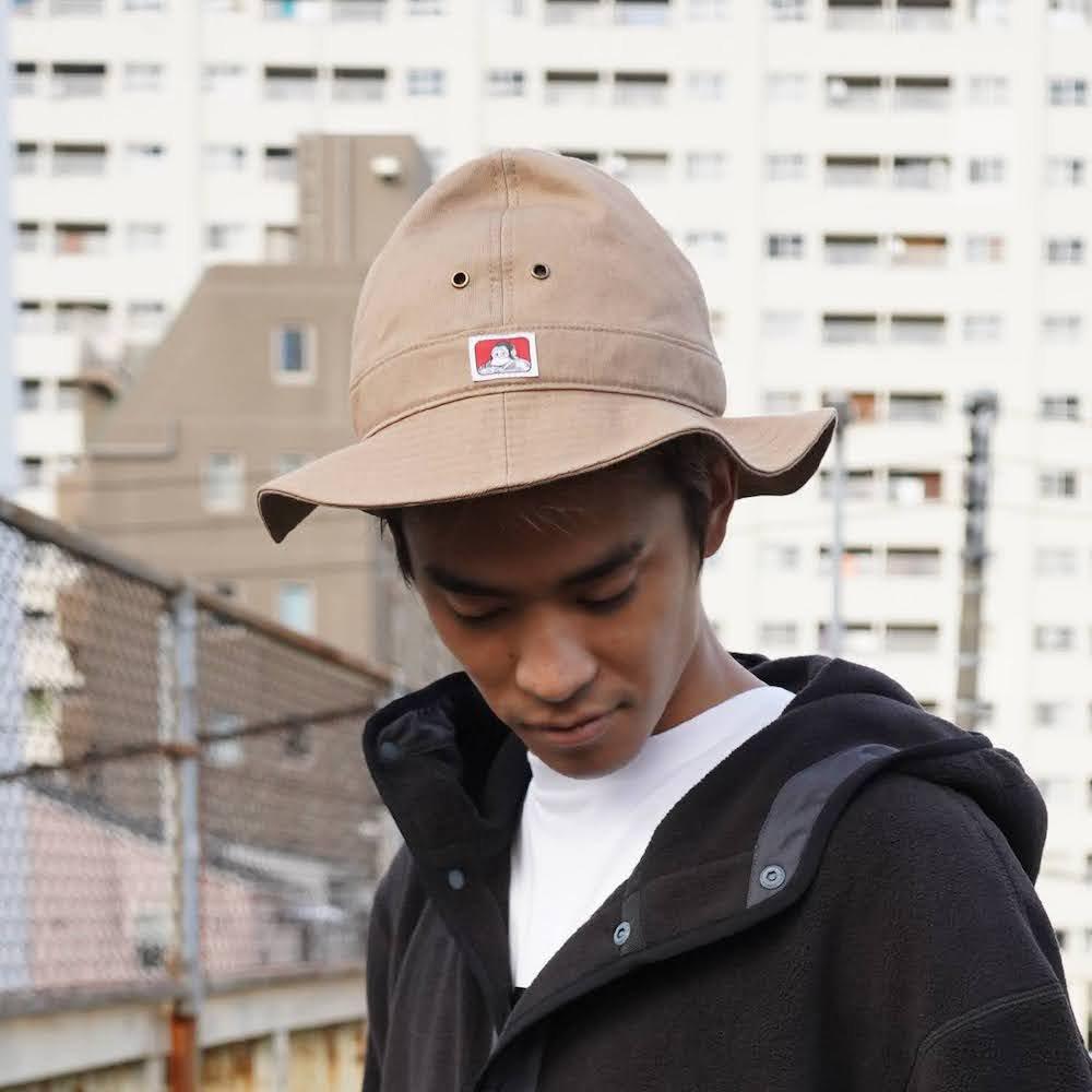 ベンデイビス GO OUT vol.145 11月号掲載商品【MOUNTAIN HAT】マウンテンハット 詳細画像