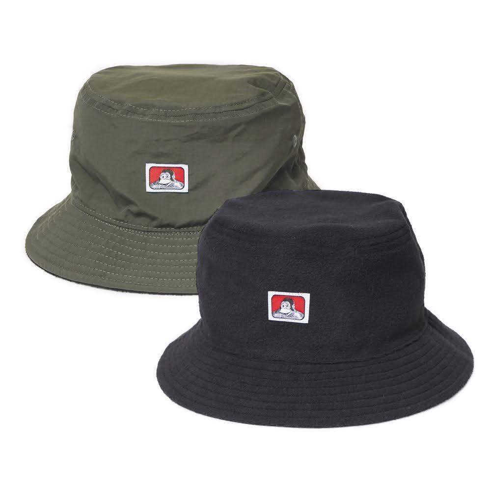 ベンデイビス 【FLEECE REVERSIBLE HAT】フリースリバーシブルハット 詳細画像2
