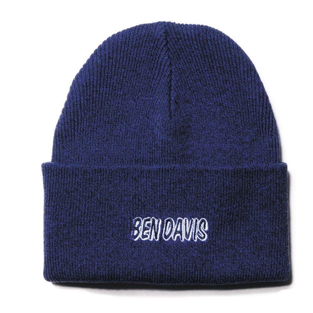 ベンデイビス 【EMBRO KNIT CAP】刺繍ニットキャップ 詳細画像