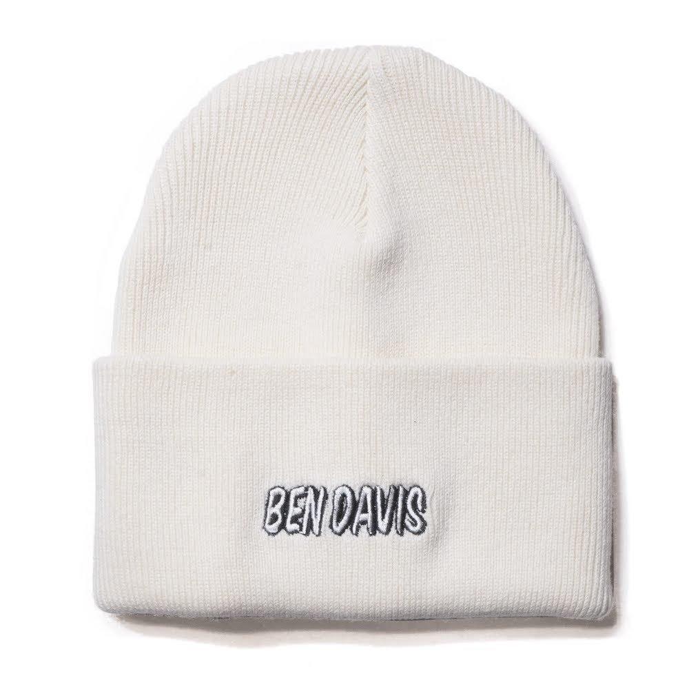 ベンデイビス 【EMBRO KNIT CAP】刺繍ニットキャップ 詳細画像3