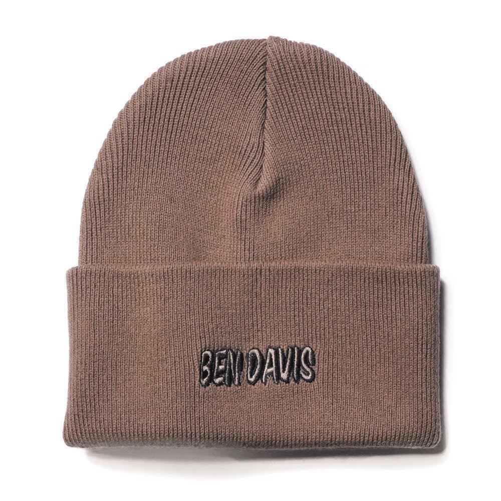 ベンデイビス 【EMBRO KNIT CAP】刺繍ニットキャップ 詳細画像6