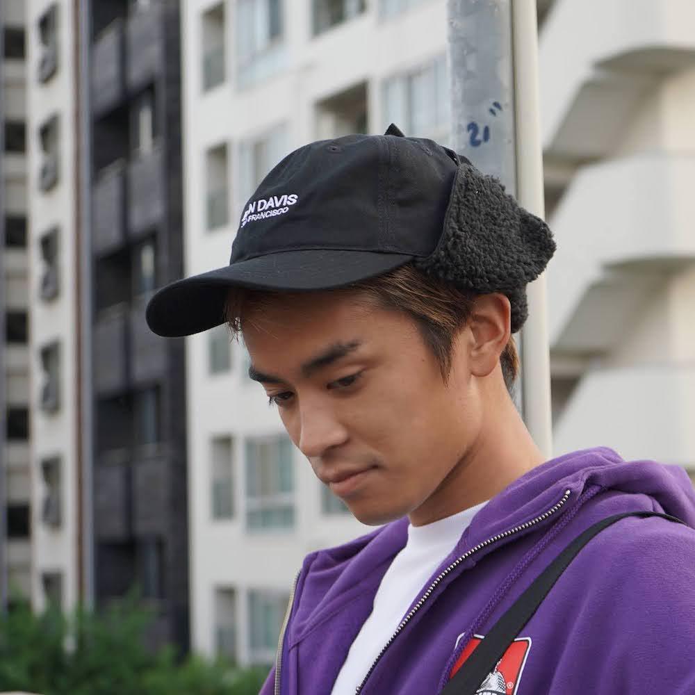 ベンデイビス 【EARFLAP CAP】イヤーフラップキャップ 詳細画像