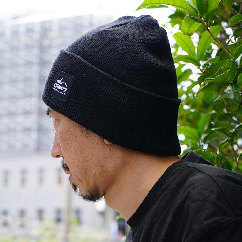 ベンデイビス CAMP7 キャンプセブン【KNIT CAP】ニットキャップ 詳細画像
