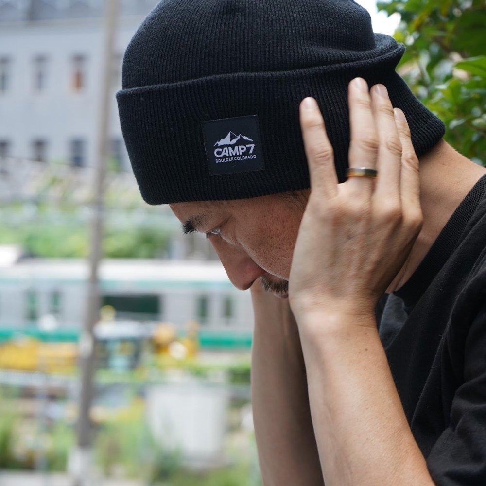 ベンデイビス CAMP7 キャンプセブン【KNIT CAP】ニットキャップ 詳細画像10