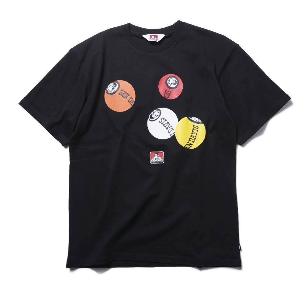 ベンデイビス 21FW【PRINT TEE】プリントTシャツ(抗菌防臭) 詳細画像