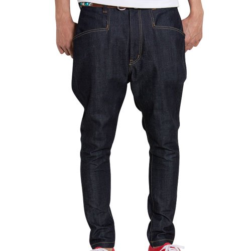 BEN DAVIS PROJECT LINE - HEY GIRL DENIM (INDIGO RIGID)